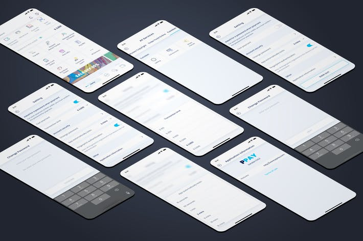 Thumbnail for Settings - Wallet Mobile UI - FP