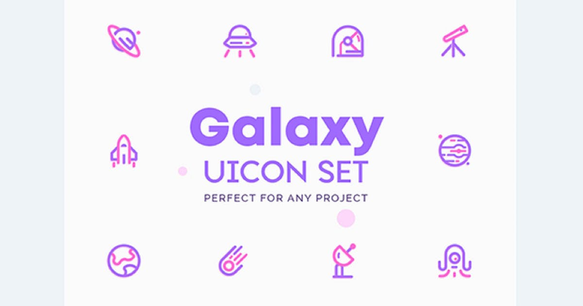 Download UICON Galaxy Icons by NEWFLIX