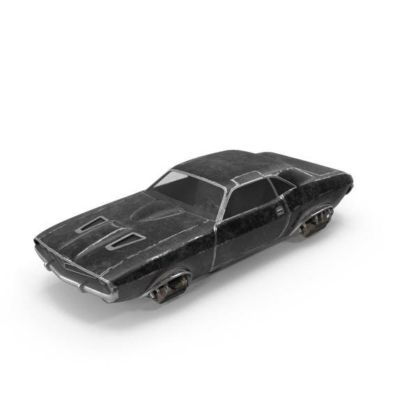 Thumbnail for Flying Car Black
