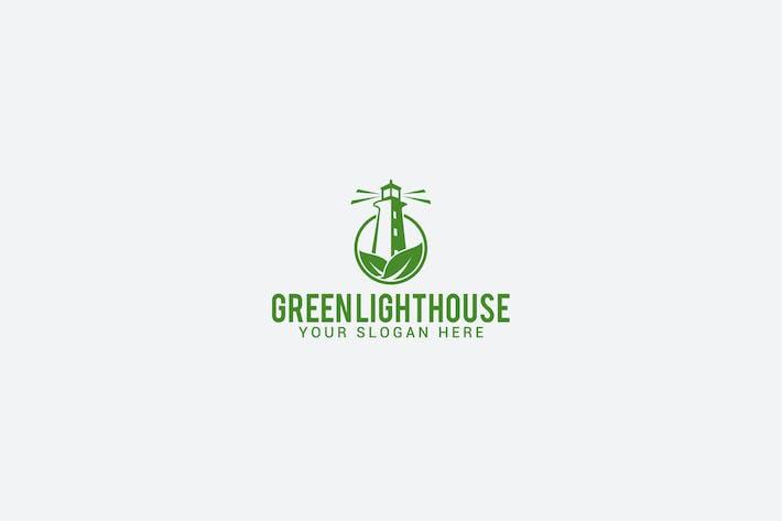 Thumbnail for grüner Leuchtturm