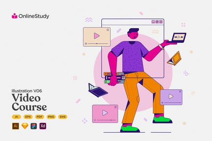 Lernen - Online-Video urs