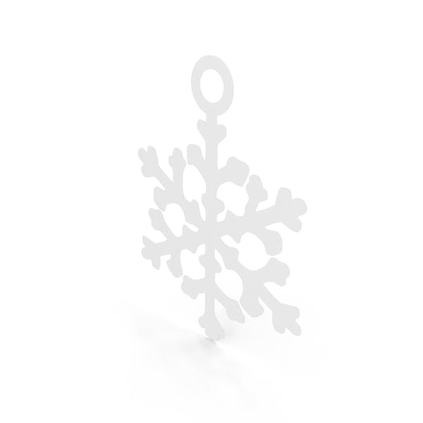 Thumbnail for Snowflake Decoration