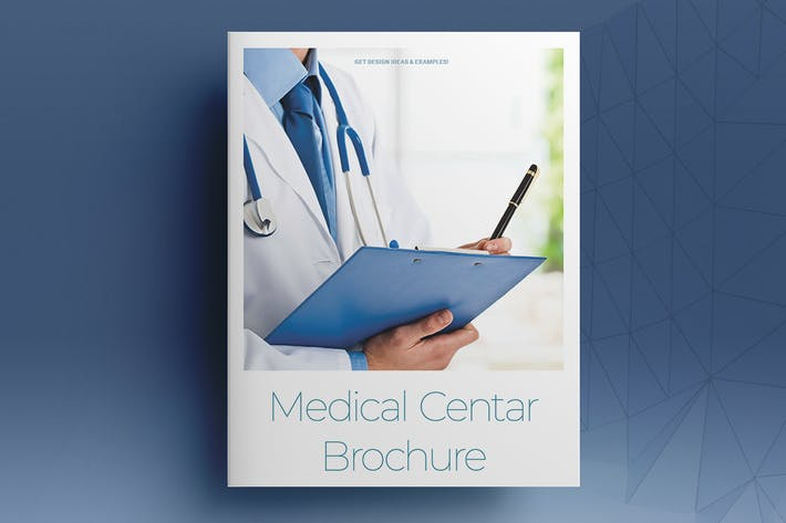 Thumbnail for Medical Brochure Template