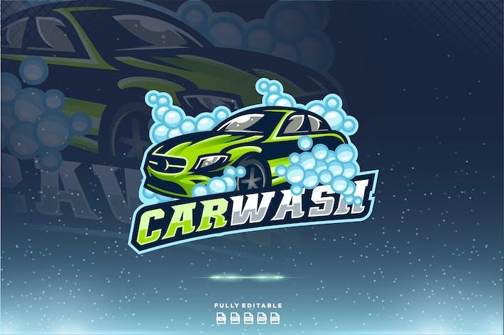 Thumbnail for Carwash Grünes Auto