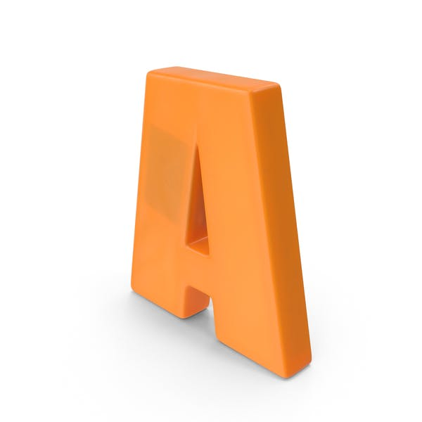 Thumbnail for Letter A Fridge Magnet