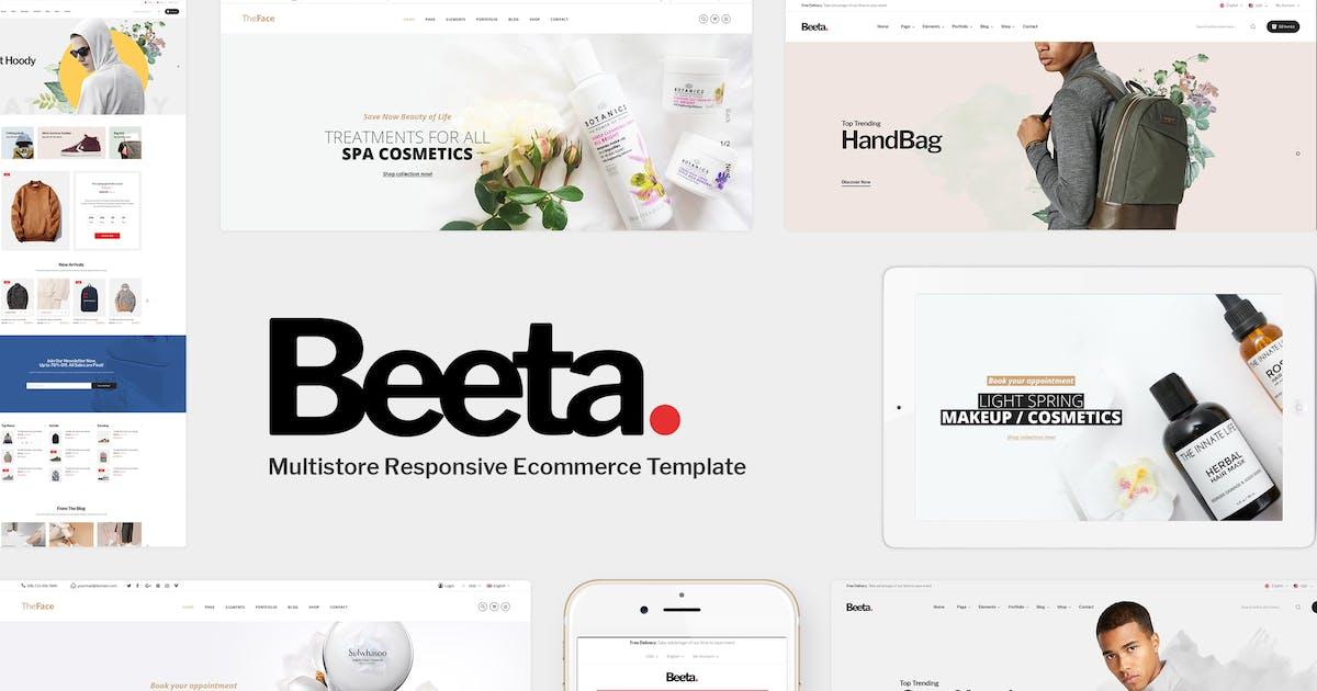 Download Beeta - Fashion OpenCart Theme by posthemes