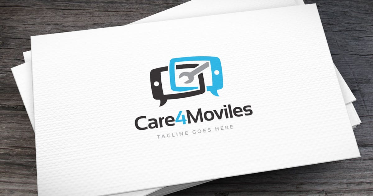 Download Care 4 Moviles Logo Template by empativo