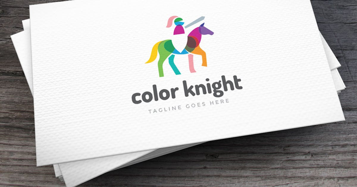 Download Color Knight Logo Template by empativo