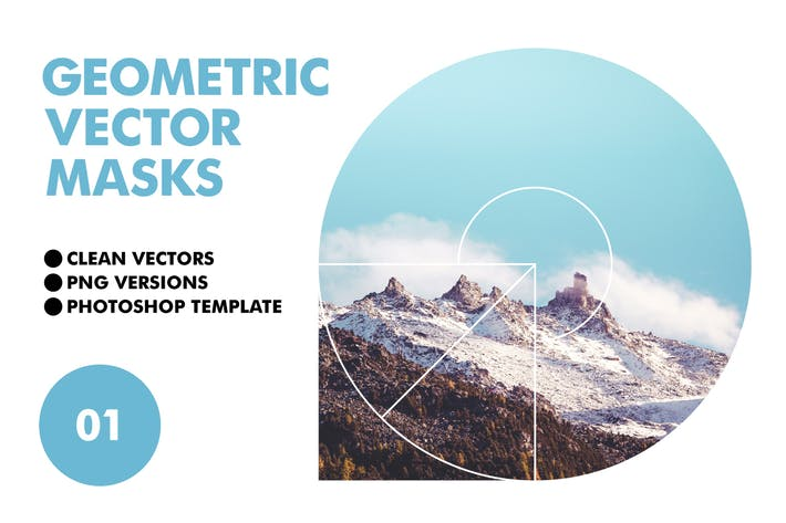 Thumbnail for Geometric Vector Masks