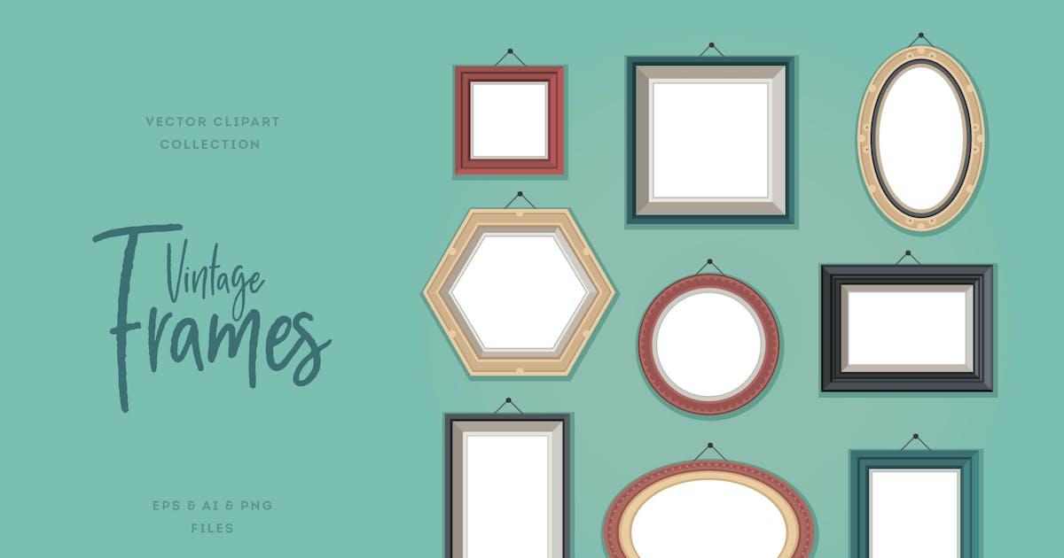 Download Vintage Frames Collection by hellokisdottir