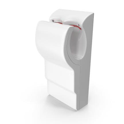High Velocity Vertical Hand Dryer White