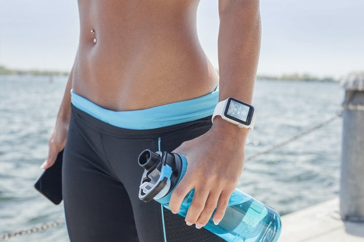Thumbnail for Apple Watch Fitness Mockups 5 of 5