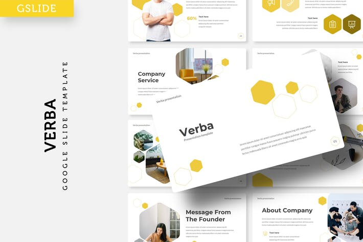 Thumbnail for Verba - Google Slide Template