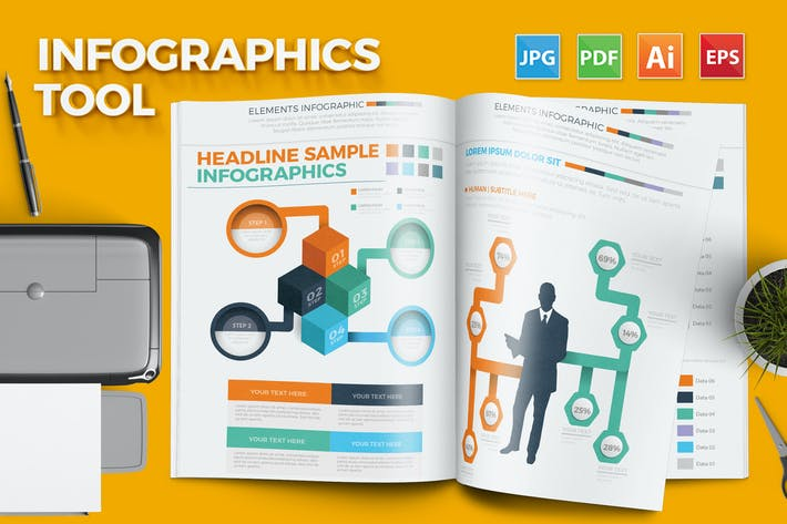 Thumbnail for Infographics Tool