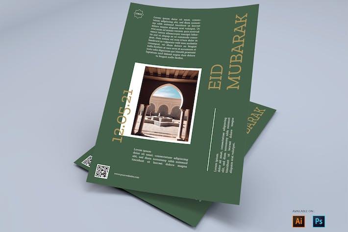 Happy Eid - Poster Design