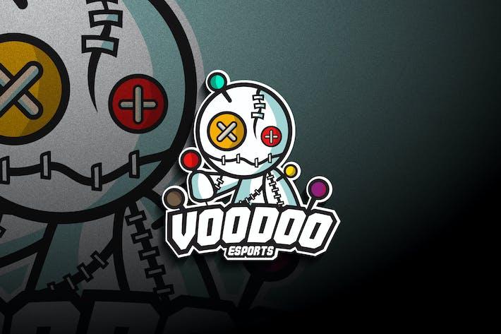 Thumbnail for Voodoo Esports - Mascot & Esport Logo