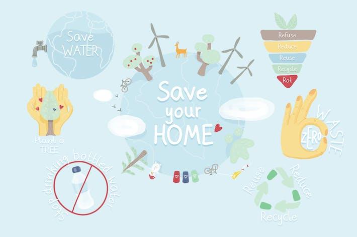 Thumbnail for Saving Planet Doodles