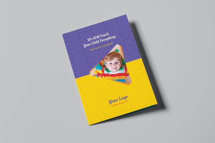 Thumbnail for Brochure – Kindergarten Bi-Fold