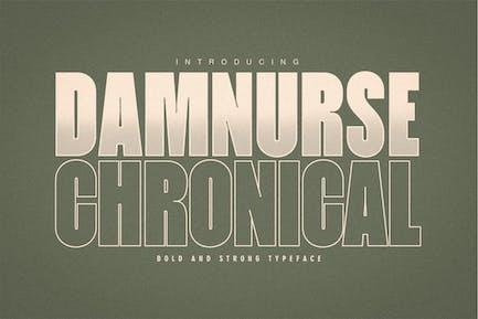 DAMNURSE CHRONICAL
