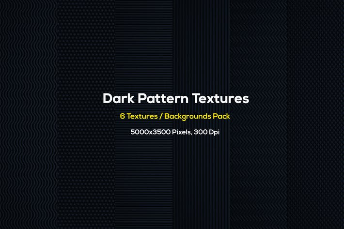 Thumbnail for Dark Pattern Textures