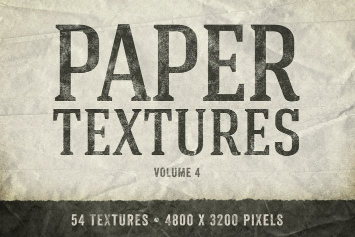 Thumbnail for Paper Textures Pack Volume 4