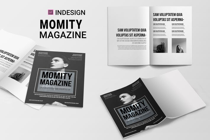 Thumbnail for Momity | Magazine