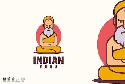 indian guru logo