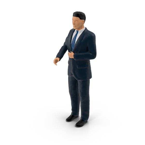 Cover Image for Miniature Businessman