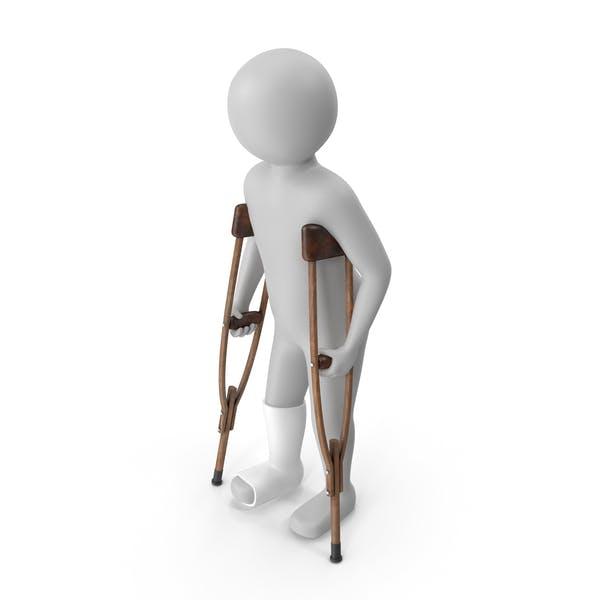 Thumbnail for Injured Stickman