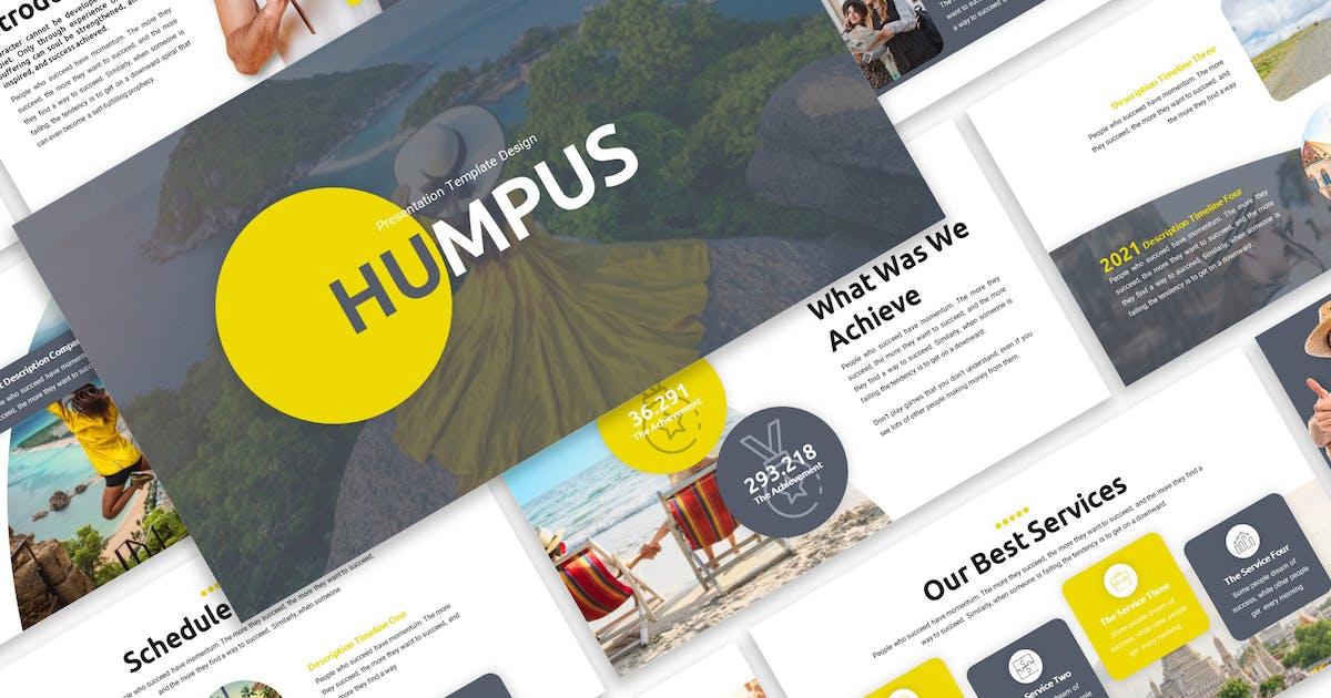 Download Humpus - Business Template Prensentation by Blesstudio