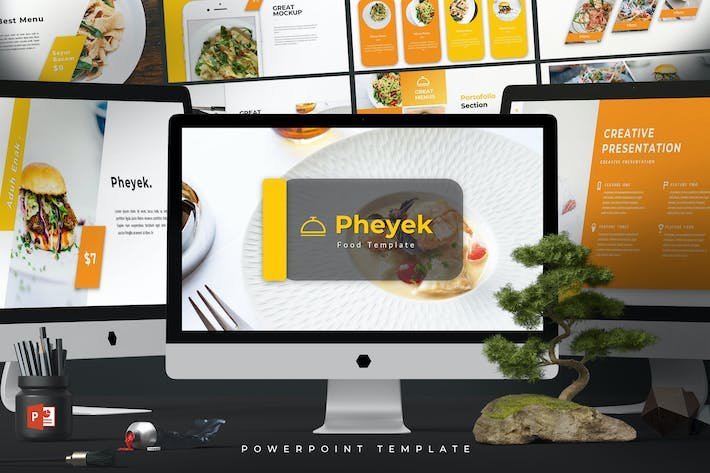 Thumbnail for Pheyek - Powerpoint Template