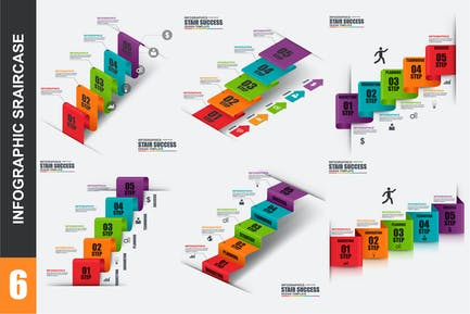 Stair Infographics