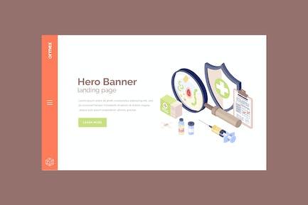 Omrex - Hero Banner Template