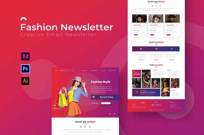 Thumbnail for Fashion | Newsletter