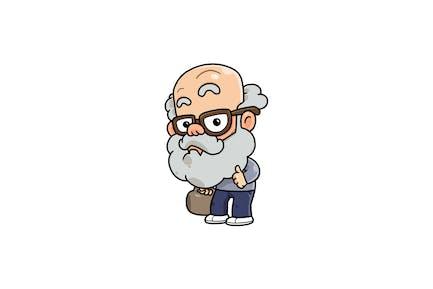 Professor - Charakter RG