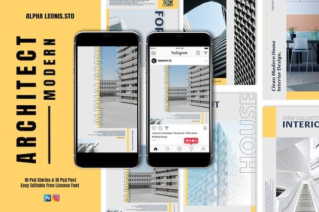 Architect Stories & Post