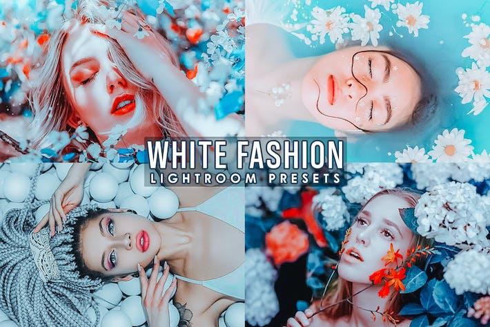 Thumbnail for White Portrait Prestes ( Mobile & Desktop )