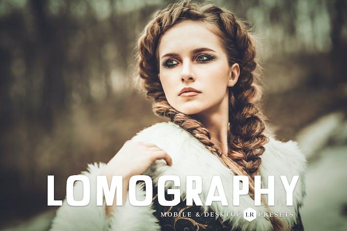 Lomography Mobile & Desktop Lightroom Presets