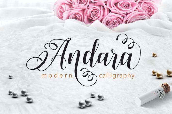 Thumbnail for Andara Script