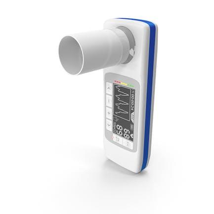 Handheld Digitales Spirometer
