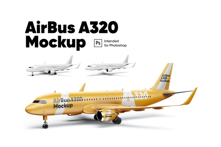 Thumbnail for AirBus A320 Mockup