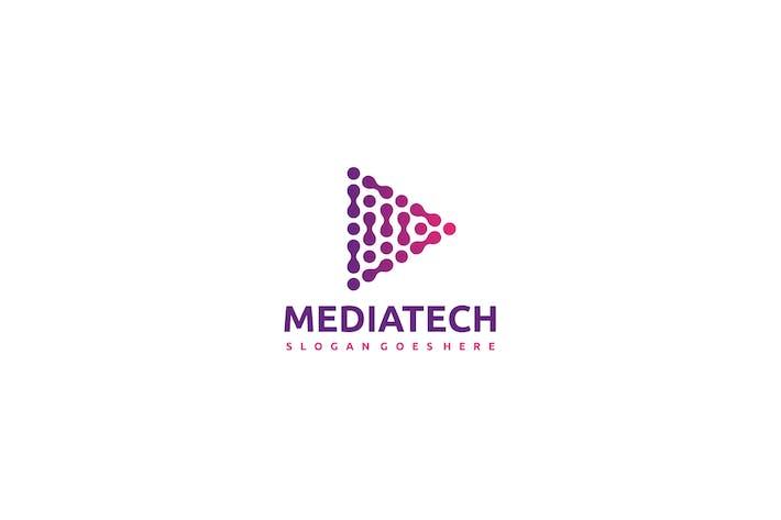 Cover Image For Media Tech Logo