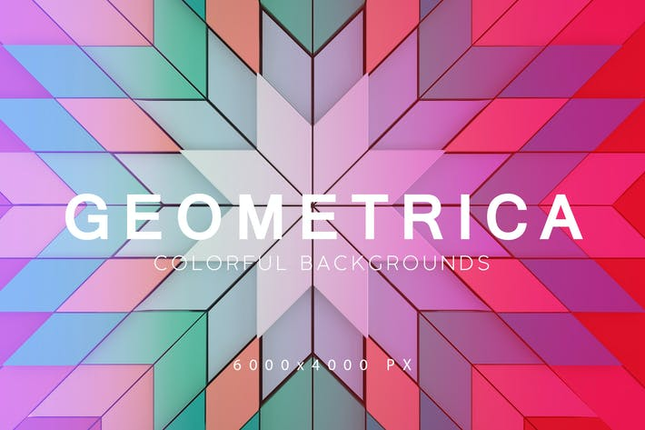 Thumbnail for Geometrica Backgrounds