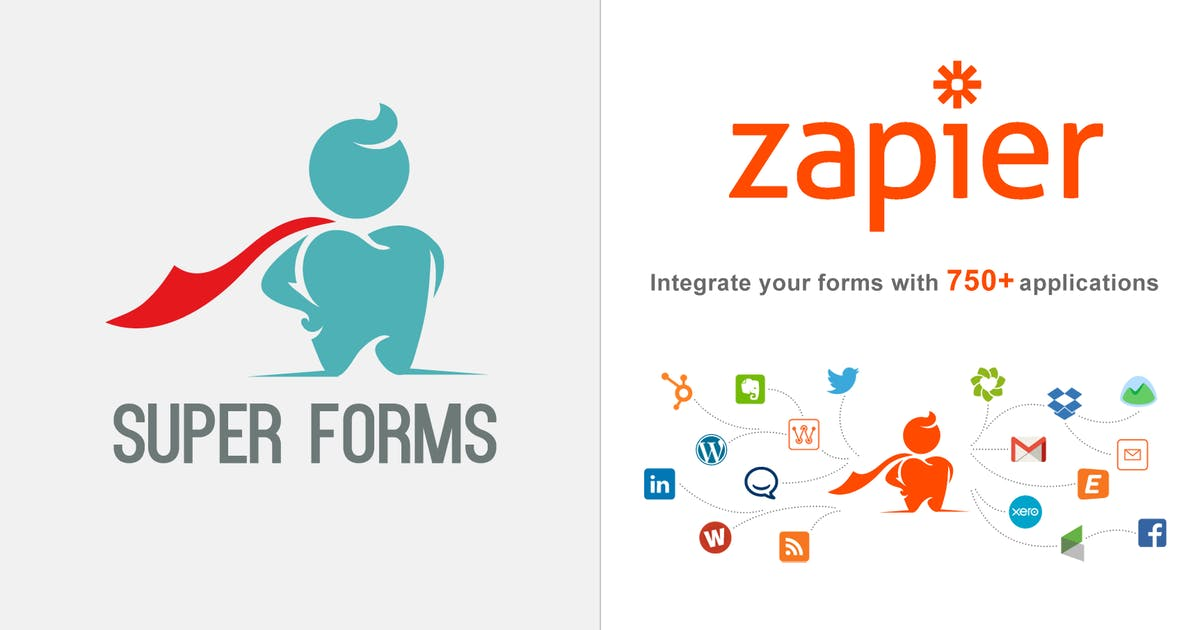 Download Super Forms - Zapier by feeling4design