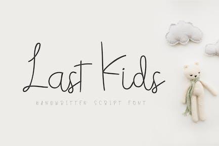 Last Kids