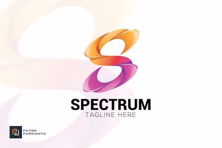 Thumbnail for Spectrum / Letter S - Logo Template