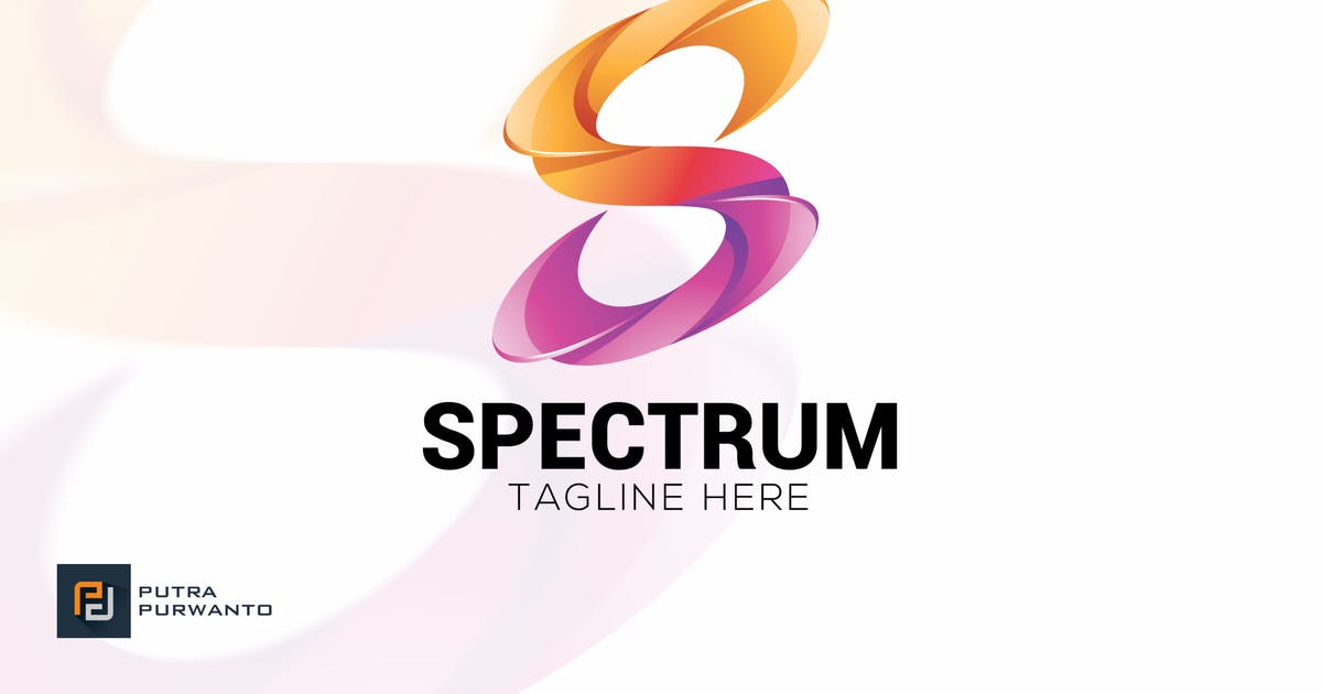 Download Spectrum / Letter S - Logo Template by putra_purwanto