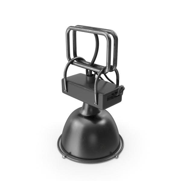 Lámpara Industrial A