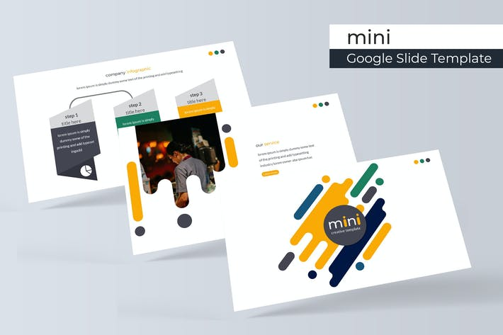 Thumbnail for mini - Google Slide Template