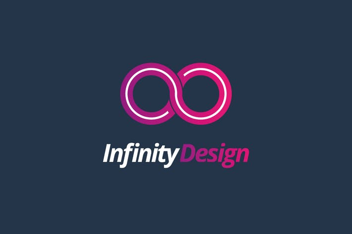 Thumbnail for Infinity Design Logo Template